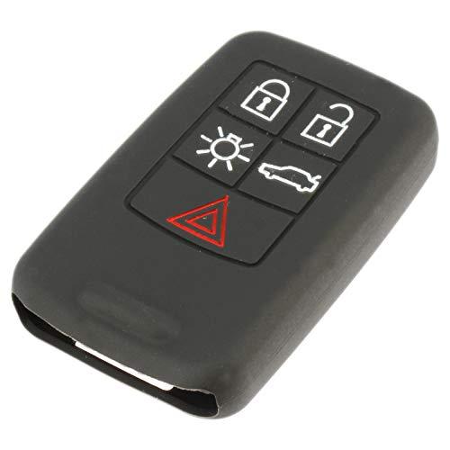 fits Volvo S60 S80 V60 V70 XC60 XC70 Key Fob Remote Case Cover Skin Protector