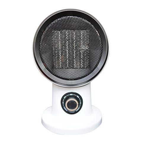 LYzpf draagbare mini-verwarming met timerfunctie, elektrisch, energiebesparend, snelverwarming, ventilator, voor babykamer, woonkamer, kantoor en thuis