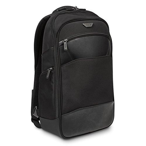 Targus Mobile VIP 12, 12.5, 13, 13.3, 14, 15 & 15.6-Inch Laptop Backpack, Black (TSB915EU)