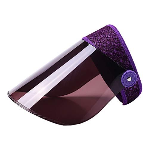 BESPORTBLE Protector Facial Anti Aceite Cara Completa Salpicadura de Saliva Anti Escudo Antivaho Película Protectora Película Protectora a Prueba de Rayos Ultravioleta Gorra de Protección