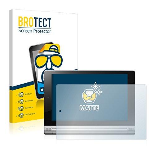 BROTECT 2X Entspiegelungs-Schutzfolie kompatibel mit Lenovo Yoga Tablet 2 8.0 2-830F Displayschutz-Folie Matt, Anti-Reflex, Anti-Fingerprint