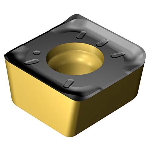 Sandvik Coromant, QFU-K-0600-RM 1125, CoroCut QF Insert for face Grooving, Carbide, Neutral Hand, 1125 Grade, PVD TiCrAlN + TiAlN