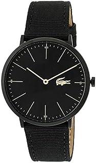 لاكوست ساعة رسمية للرجال انالوج بعقارب نايلون - 2010915