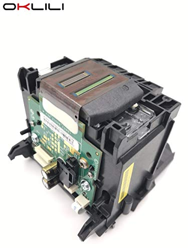 QIAO-RIHZKEJI Printer Print Head Compatible With HP 6060e 6100 6100e 6600 6700 7110 7600 7610 7612 Suitable For Multiple Printer Models
