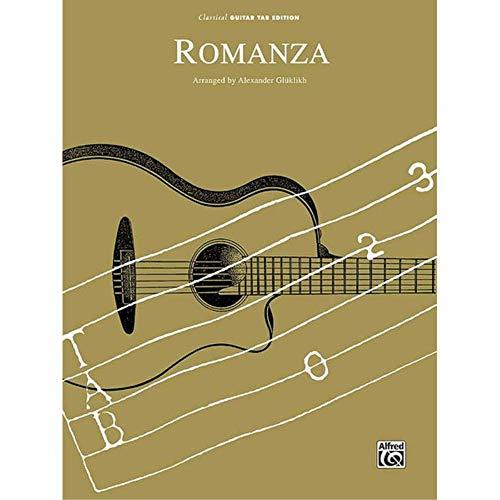 Romanza - Gitarre - SHEET