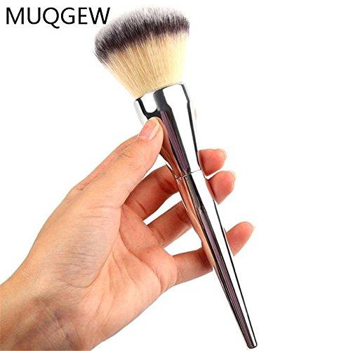 Walaka Pinceaux Maquillages Professionnel Maquillage Brosses CosméTiques Kabuki Visage Blush Brosse Poudre Outil De Fondation Pinceau Brush