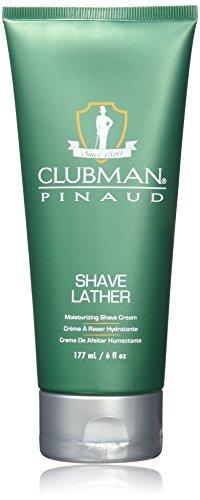 Clubman Shave Lather, 6 fl oz