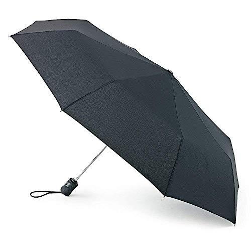 Fulton Open & Close 3 Umbrella Black - One Size