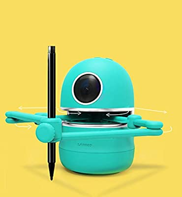 BOOBI Drawing Educational Toys AI Painting Robot Can Teach Children to Draw Step by Step and Has 60 Painting Scenes.