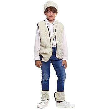 Disfraz de Pastor niño infantil para Navidad (1-2 años): Amazon.es ...
