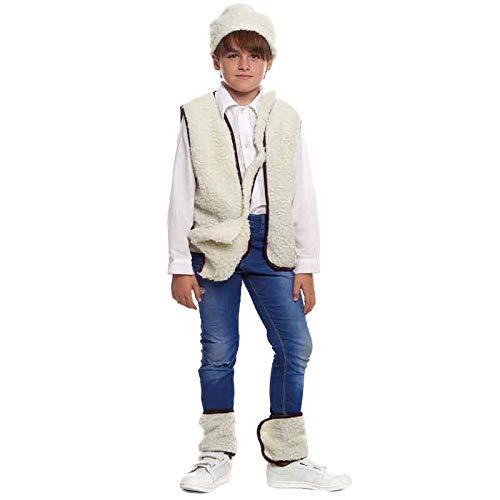 Disfraz de Pastor nio Infantil para Navidad 4-6 aos (+ Tallas)