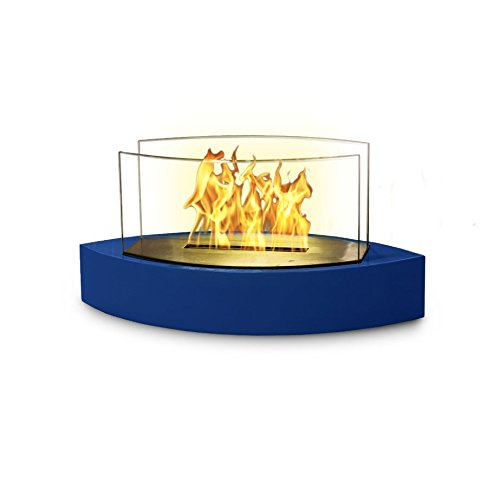 Anywhere Fireplace Lexington Table Top Ethanol Fireplace (White)
