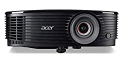 Incorporated with advanced Acer technologies, it maintains colour integrity and picture clarity. Immersive 3D visuals of this 3D ready projector are simply outstanding. Incorporated with advanced Acer technologies, it maintains colour integrity and p...