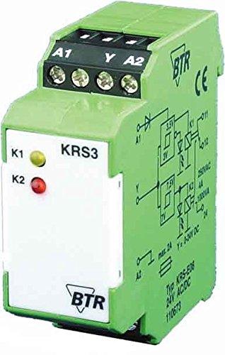 Unbekannt Metz Connect Schnittstellenmodul KRS1-E08 HR3 24ACDC Schaltrelais 4250184122999