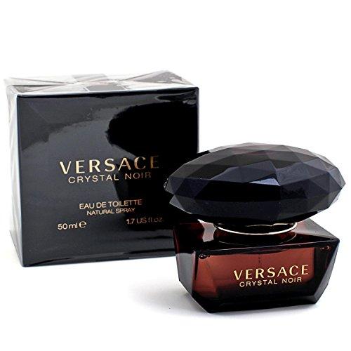 Crystal Noir de Versace Eau de Toilette Vaporisateur 50ml