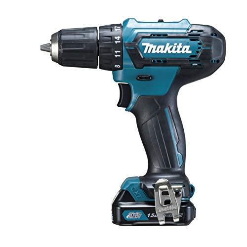 マキタ(Makita) 充電式ドライバドリル 10.8V1.5Ah バッテリ・充電器・ツールバッグ付 DF333DSHS