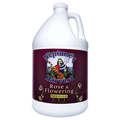 Neptune's Harvest Rose & Flowering Formula 2-6-4 (Gallon)