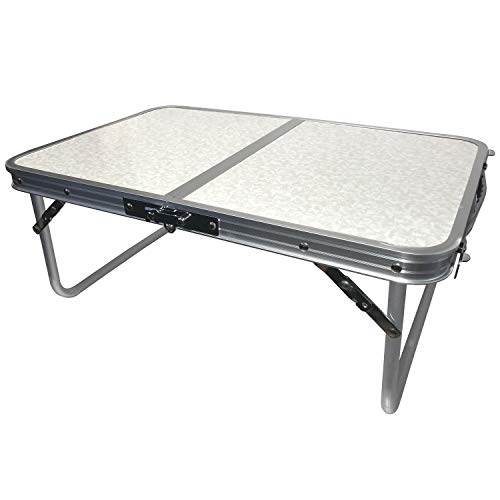 The Caravan Supermarket Fold Up Low Camping Table