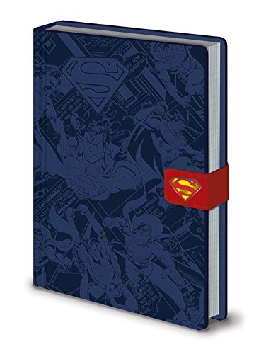 Superman Montage Premium Notebook