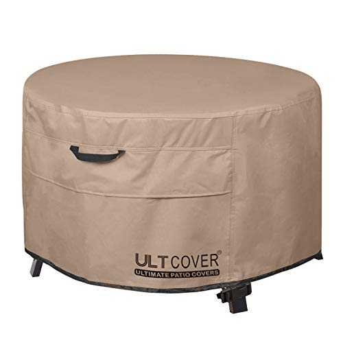 Our #6 Pick is the UltCover Patio Fire Pit Cover
