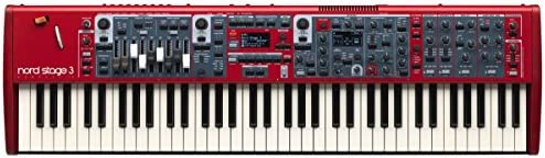Nord Stage 3 Compact 73-Key Digital Piano with Semi-Weighted Keybed