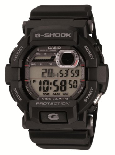 Casio G-SHOCK VIBRATOR Digital Men's Watch GD-350-1JF (Japan Import)