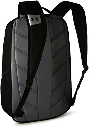 Under Armour UA Hustle Backpack LDWR, Waterproof Bag with Two Compartments and Laptop Storage Men