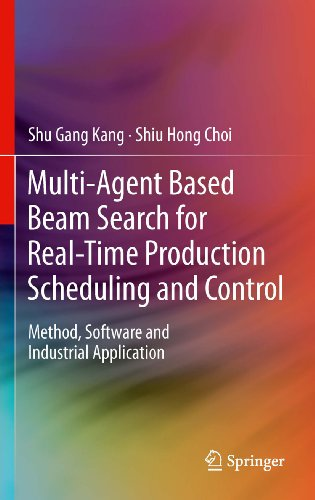 Multi-Agent Based Beam Search for Real-Time Production Scheduling and...