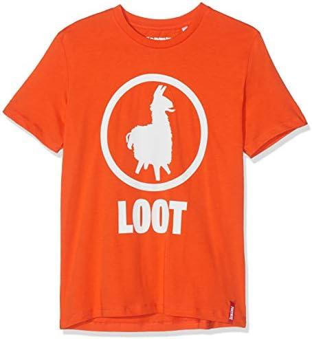 Fortnite Camiseta para Niños Gráfica Oficial