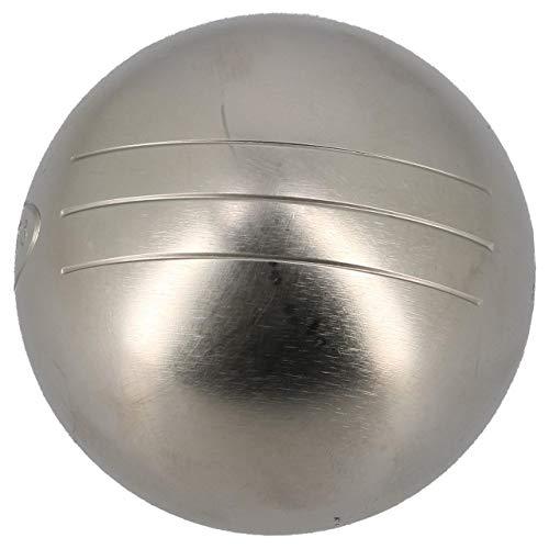 Obut - Loisir INOX 3 stries 73mm - Boules de pétanque - Arge