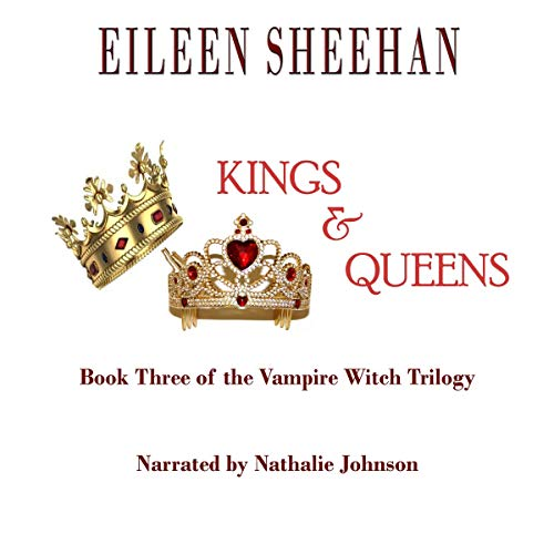 Kings & Queens audiobook cover art