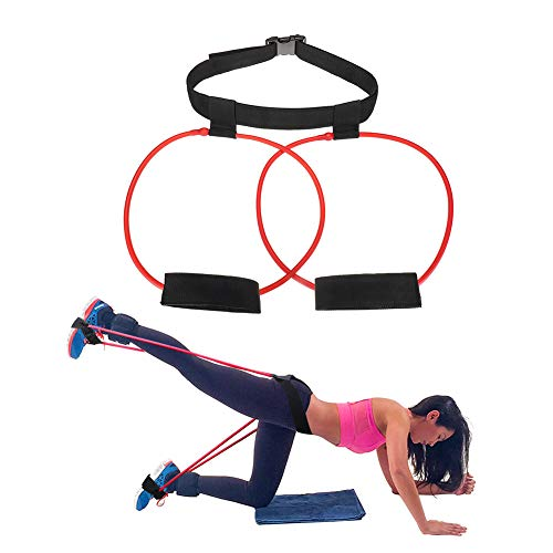 Butt Muscle Fitness Elastic Loop for Women Gym Exercise Workout Training Glute Lifter LQKYWNA Booty Bands Resistance Belt