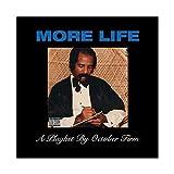 Aubrey Drake Graham's Albumcover – More Life