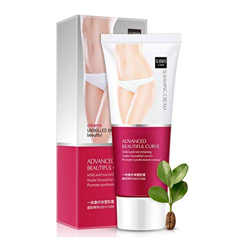Caffeine Hot Cream Cellulite Treatment – Belly Fat Burner for Women and Men , Anti-Cellulite Remover Creams , Thighs Butt Stomach Firming Legs Slimming cream, Natural Fat Massage Burner