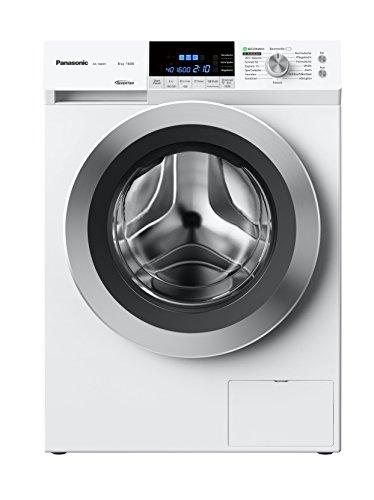 Panasonic Deutschland NA-168XR1WDE Waschmaschine FL / 117 kWh/Jahr / 1600 UpM / 8 kg/hohe Energieeffizienz: A+++ (-40%) /Schontrommel/weiß