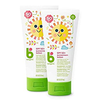 Babyganics Mineral-Based Baby Sunscreen Lotion, SPF 50