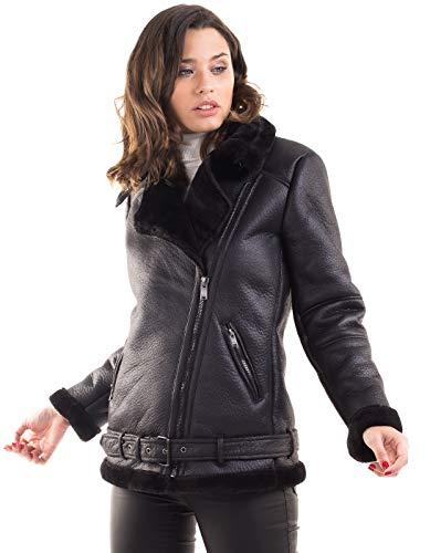 Only Crossed Black Jacket INEW de (Black - 38)