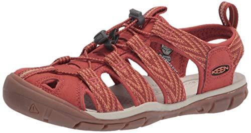 Keen Clearwater CNX - Zapatillas para Mujer, Color Naranja, Talla 40.5 EU