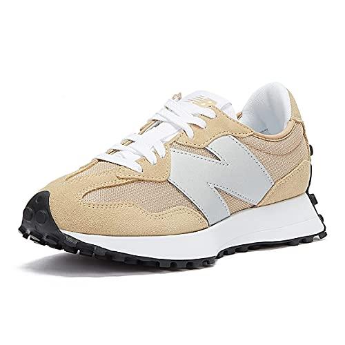 New Balance 327 Hombre Zapatillas Natural 42 EU