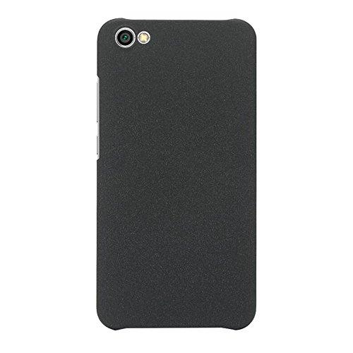 ARTILVST Xiaomi Redmi Note 5A Funda,Ultra Fino Medio rodeó la Estructura de Superficie Mate Durable PC Protector teléfono Funda para Xiaomi Redmi Note 5A Smartphone [Negro]