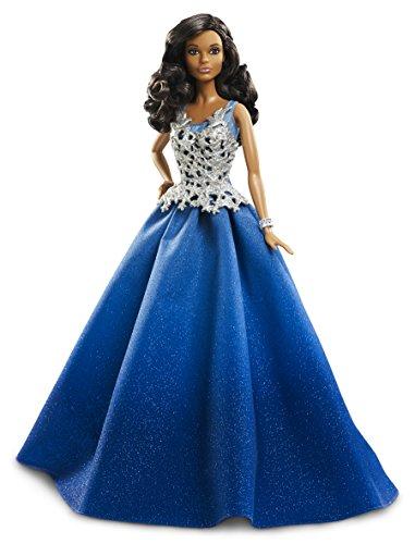 Barbie DGX99 - Bambola Barbie Magia delle Feste 2016 con Abito Blu