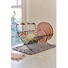 Umbra Xdry Folding Dish Rack + Mat   Urban Outfitters