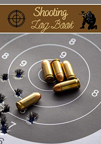 Shooting log book: Notebook of taffy, format 7x10po 150pages to be filled, ideal for beginner or amateur taffy.
