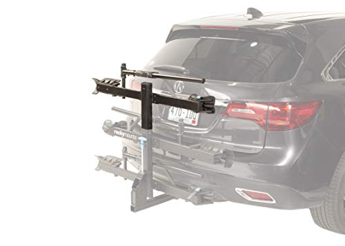 RockyMounts MonoRail Add-On for 2' platform hitch bike rack. Fits kid's/BMX bikes with 20'...