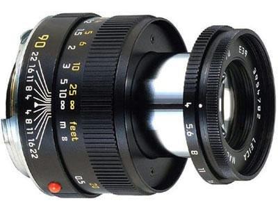 ライカ『マクロ・エルマーMf4/90mm』