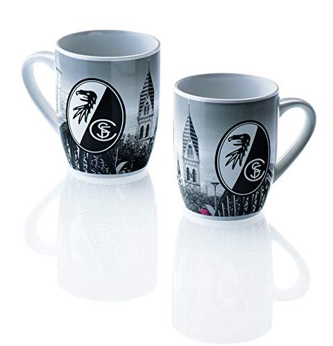 Unbekannt Tasse SC Freiburg, Kaffeetasse, Cup, Mug, Becher, Kaffeebecher