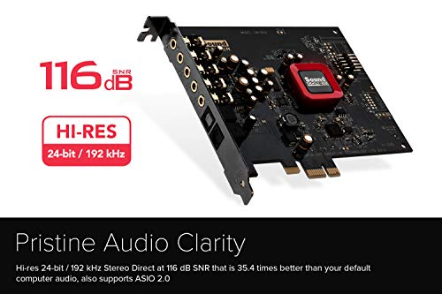 Gaming with PCIe sound cards - worth it? 2