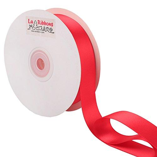 Red Satin Ribbon - 8