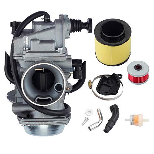 honda foreman 400 fuel filter - 9