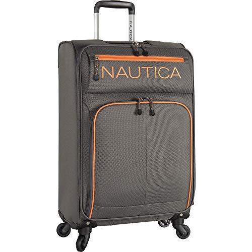 Nautica Luggage, Grey Orange